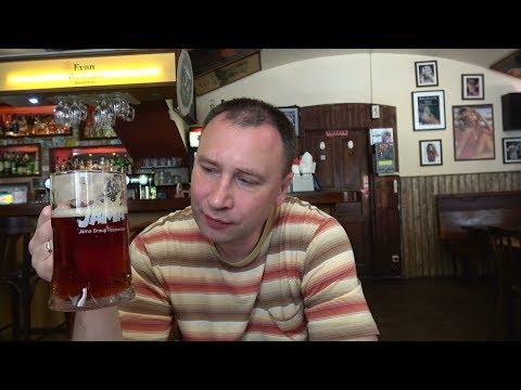 Лучшее пиво и пивные в Праге. Пивная. Ресторан. Легендарная Яма.