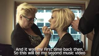 Repeat youtube video Sanna Nielsen - My way to Eurovision (Episode 3: Behind the scenes music video shoot