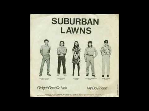 Suburban Lawns - Gidget Goes To Hell/My Boyfriend (1979)
