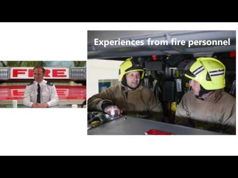 Looking after your mental health – for fire services