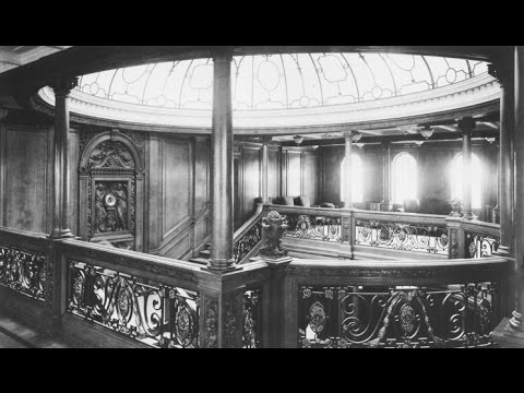 TITANIC~INTERIOR 1st, 2nd U0026 3rd Class Part 81