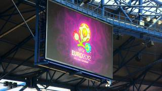 CNN Ukraine Euro2012 Stadium Tour