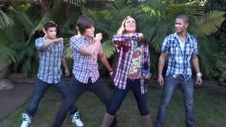 Power Rangers Samurai Cast Show Joslyn Some Power Moves