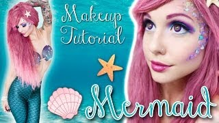 One of Alexa Poletti's most viewed videos: MERMAID MAKEUP TUTORIAL