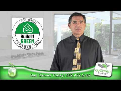 GoGreen Lending Home Page Promo Video