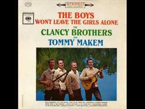 Clancy Brothers and Tommy Makem - South Australia