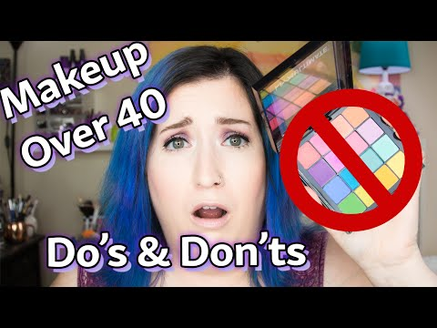 Makeup Over 40 Do's & Don'ts | MAB GIVEAWAY!