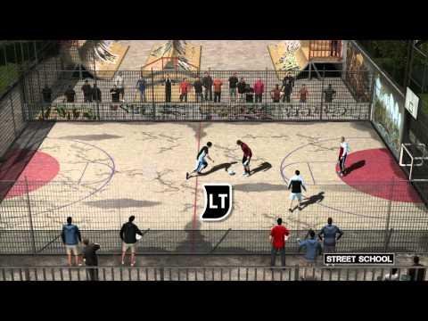 FIFA Street: Street School Panna (nutmeg) airbeats game trailer - PS3 X360