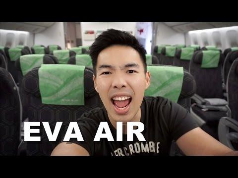 我愛長榮航空的原因是? Why I love EVA AIR ?