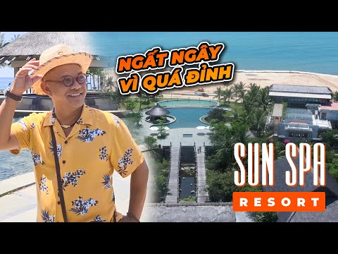Hơn 6 năm trở lại SUN SPA Resort Quảng Bình vẫn đẹp một cách huyễn hoặc đến mê hồn !
