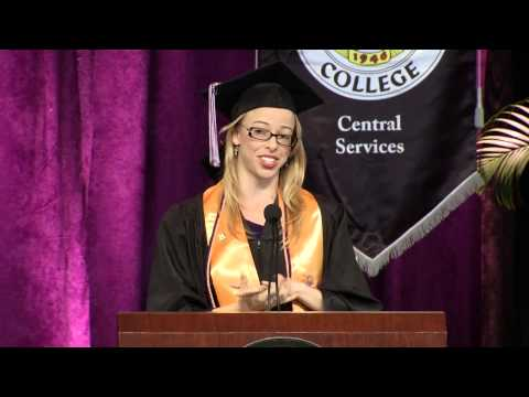 Montgomery College Commencement 2014