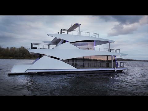 Самарец Построил Яхту На 1 млн. Плавдом Мачогана