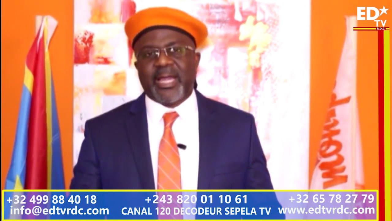 FACE A LA SITUATION QUI PRÉVAUT AU CONGO LE PARTI ORAGE PREND LA PAROLE