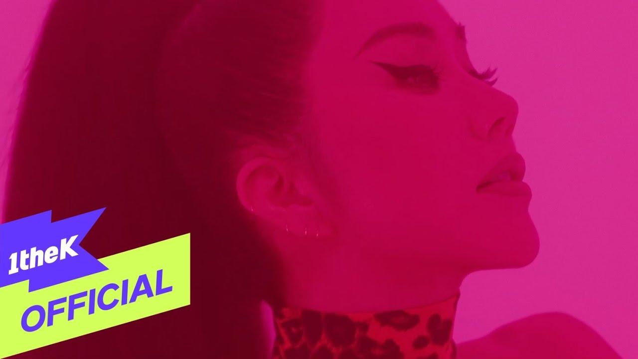 [MV] Uhm Jung Hwa(엄정화) _ Hop in(호피무늬)(Feat. Hwa Sa(화사), DPR LIVE)