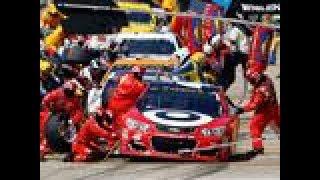 Crew Call: Kyle Larson's winning crew