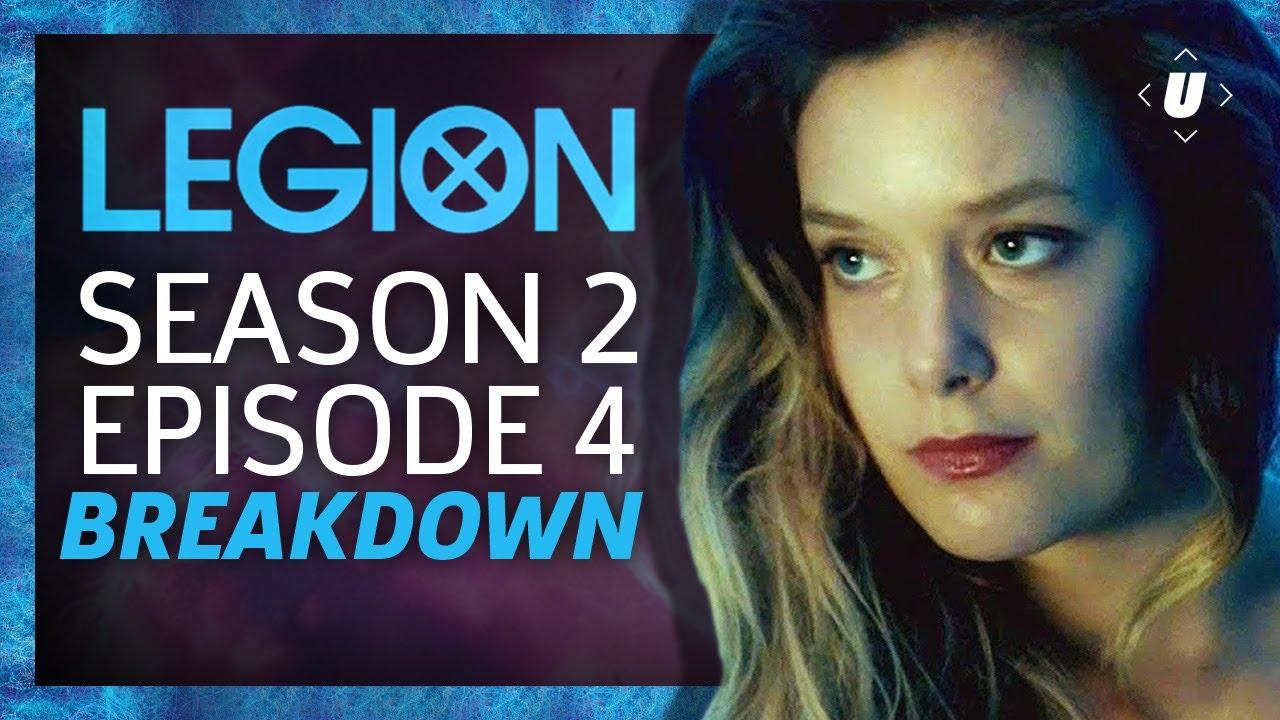 Download Legion Season 2: Episode 4 Breakdown!