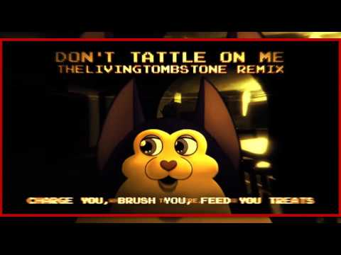 Tattletail - Don't Tattle on Me Remix (By TheLivingTombstone) - Nightcore
