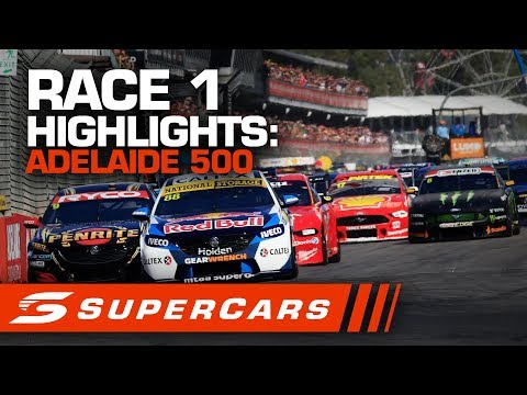 Highlights: Race 1 Adelaide 500 | Supercars 2020