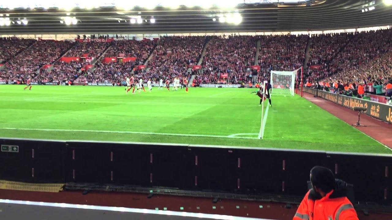 Dusan Tadic penalty. Southampton FC v Vitesse A