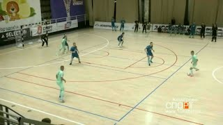 Новокузнецкий мини футбольный клуб Сиб Транзит отыграл первый турнир