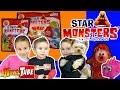 Star Monsters  pocket friends Serie 1 de MagicBox Toys en Español