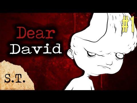 Dear David | Shrouded Truth #14