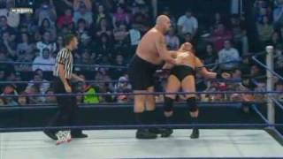 SmackDown! 27 03 09 Big Show VS Jesse & Festus