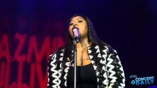 "Jazmine Sullivan performs ""In Love With Another Man"" live at the Fillmore Silver Spring"
