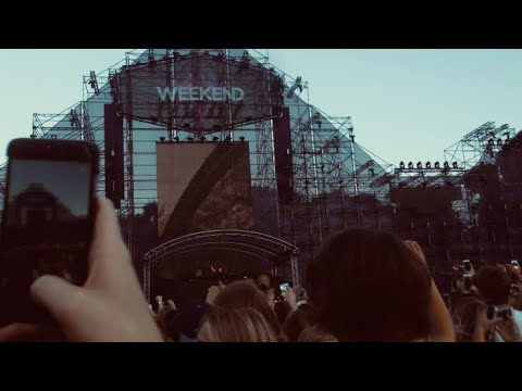 Martin Garrix live at Weekend festival Sweden 2016