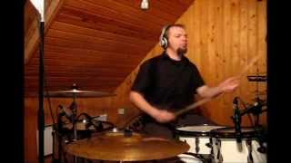 Volbeat - Still Counting (Silvers drum cover)
