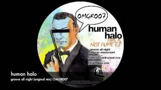 Human Halo - Groove all Night ( Original Mix )