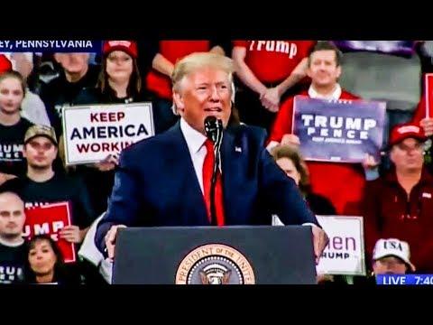 Trump Going FULL Fascist Against Against FBI