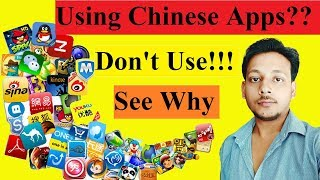 This apps needs to be BANNED in India! Don't use this Apps !! See Why | by TECHNO VIKASH