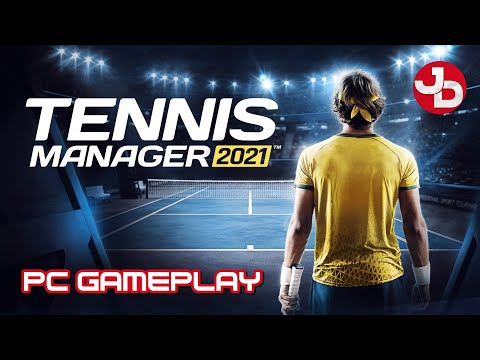 Tennis Manager 2021 PC Gameplay 1440p 60fps  