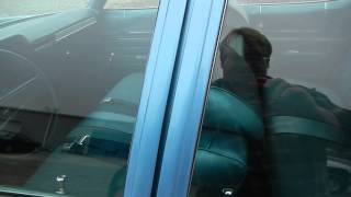 blue 1970 chevrolet impala wagon