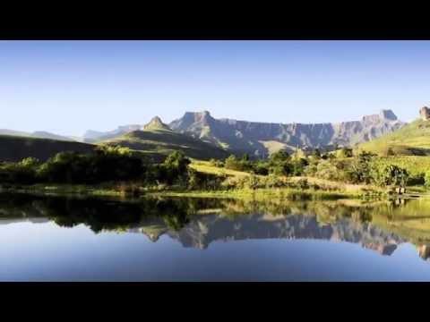 Natural wonders - Drakensberg Mountains (Lesotho)