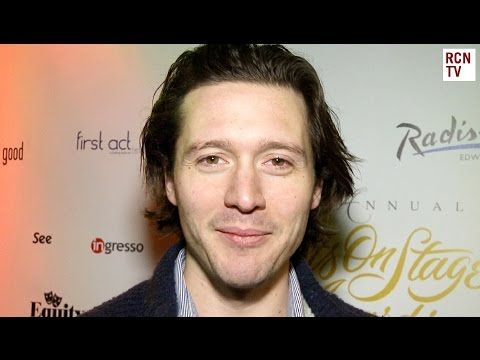 David Oakes   Shakespeare In Love  What's On Stage Awards