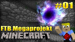 Feed the Beast - Minecraft MEGA PROJEKT