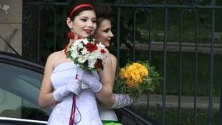 парад невест на КМВ 2012