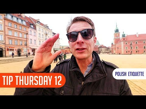 Polish Etiquette: 5 Dos & Don'ts for traveling to Poland