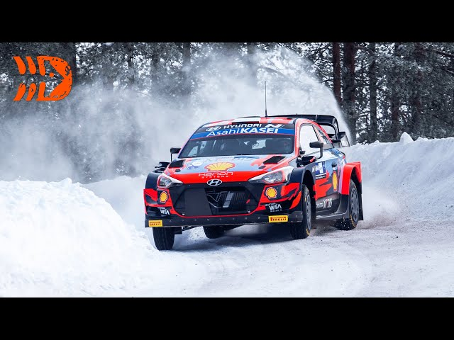 Arctic Rally Finland 2021 - Day 2 Update