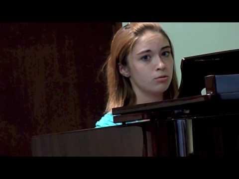 "Rachel - ""Never Alone"" (Lady Antebellum, Jim Brickman)"