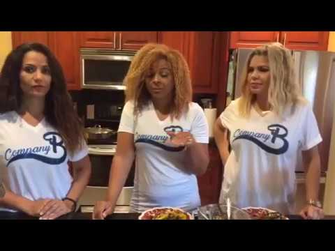 Company B Music - In the kitchen with  Marcelli Martinez