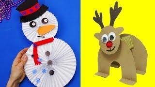36diy 크리스마스|크리스마스 아이 들을 위한 공예|…