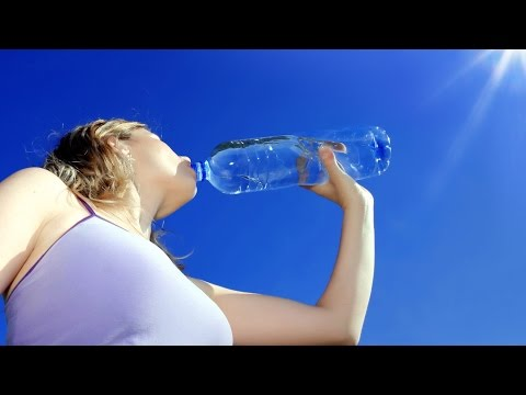 Three Unexpected Health Benefits from Drinking Water
