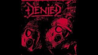 The Denied - Self-Titled EP  -1993 -  (Full Album)