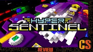 HYPER SENTINEL - PS4 REVIEW