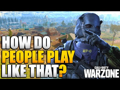 Spectating High Skill Duos in Warzone | CoD Duos BR Gameplay Breakdown Tips | #28 - JGOD