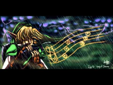 Ephixa-Song of Storms {Nightcore}