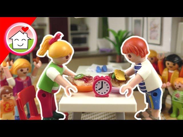 Playmobil Film - Mädchen gegen Jungs - Die Aufgaben Challenge - Familie Hauser Kinder Filme